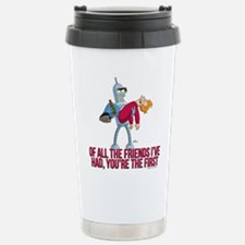 Futurama All the Friend Stainless Steel Travel Mug