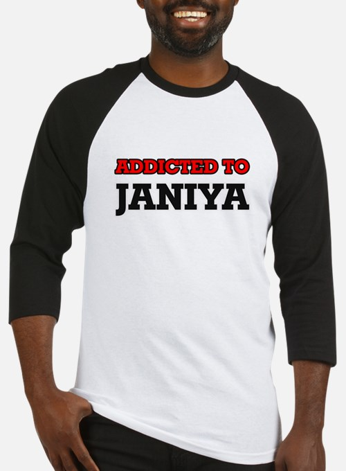 Addicted to Janiya Baseball Jersey