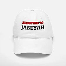 Addicted to Janiyah Baseball Baseball Cap