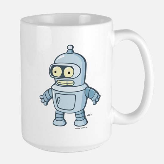 Futurama Baby Bender Light Mugs