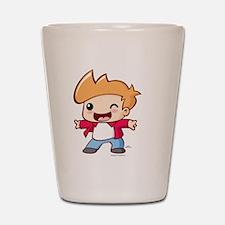 Futurama Chibi Fry Shot Glass