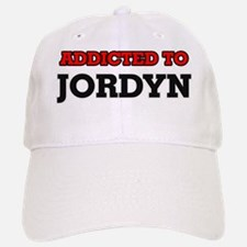 Addicted to Jordyn Baseball Baseball Cap