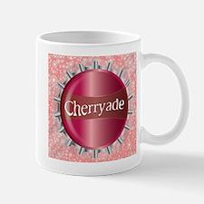 Cherryade Bottle Cap With Bubbles Mugs