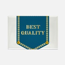 Best Quality Denim Patch Magnets