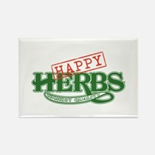 Happy Herbs Magnets