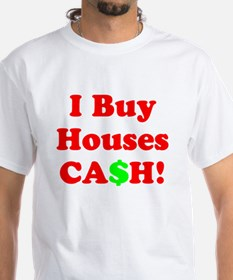 IBuyHouses Ash Grey T-Shirt