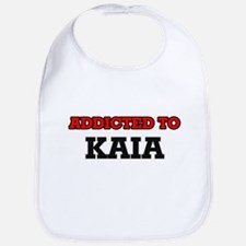 Addicted to Kaia Bib