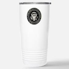 Presedent Seal Stainless Steel Travel Mug