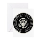 Presidential seal Greeting Cards (20 Pack)