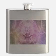 Yoga Meditation Flask