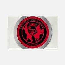 Mi6 Badge Button Magnets