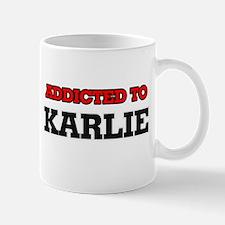 Addicted to Karlie Mugs