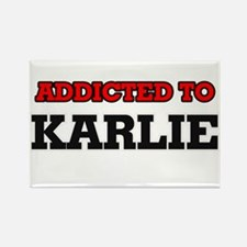 Addicted to Karlie Magnets