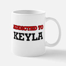 Addicted to Keyla Mugs