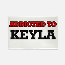Addicted to Keyla Magnets