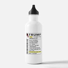 Trump Prescription For Water Bottle