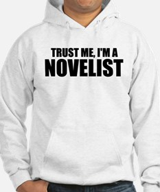 Trust Me, I'm An Author Hoodie