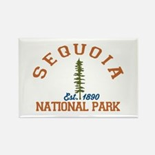 Sequoia National Park. Rectangle Magnet Magnets