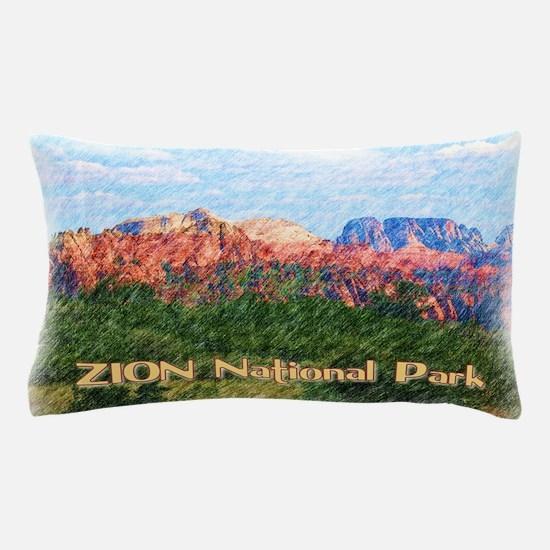Unique Zion Pillow Case