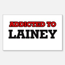 Addicted to Lainey Decal