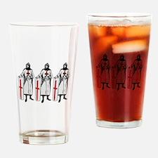 KNIGHTS Drinking Glass