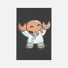 Futurama Chibi Zoidberg Rectangle Magnet