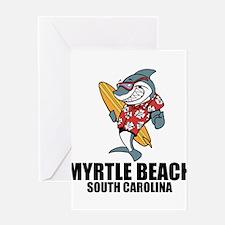 Myrtle Beach, South Carolina Greeting Cards