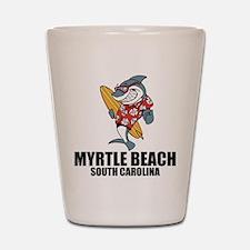 Myrtle Beach, South Carolina Shot Glass