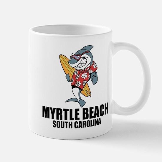Myrtle Beach, South Carolina Mugs