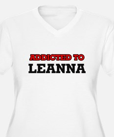 Addicted to Leanna Plus Size T-Shirt