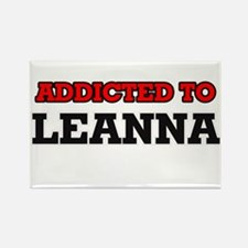 Addicted to Leanna Magnets