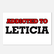 Addicted to Leticia Postcards (Package of 8)