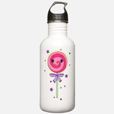 Cute Violet baby Water Bottle