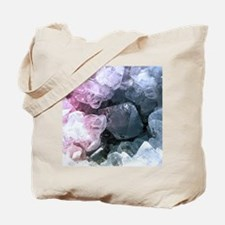 Crystal Cave Tote Bag