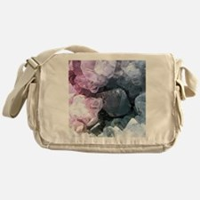Crystal Cave Messenger Bag
