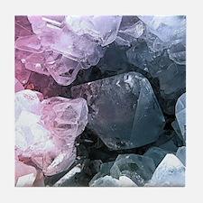 Crystal Cave Tile Coaster