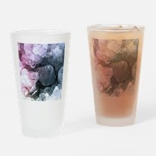 Crystal Cave Drinking Glass