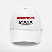 Addicted to Maia Baseball Baseball Cap