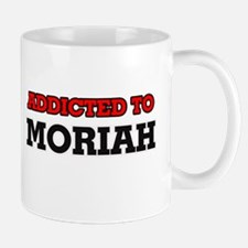 Addicted to Moriah Mugs