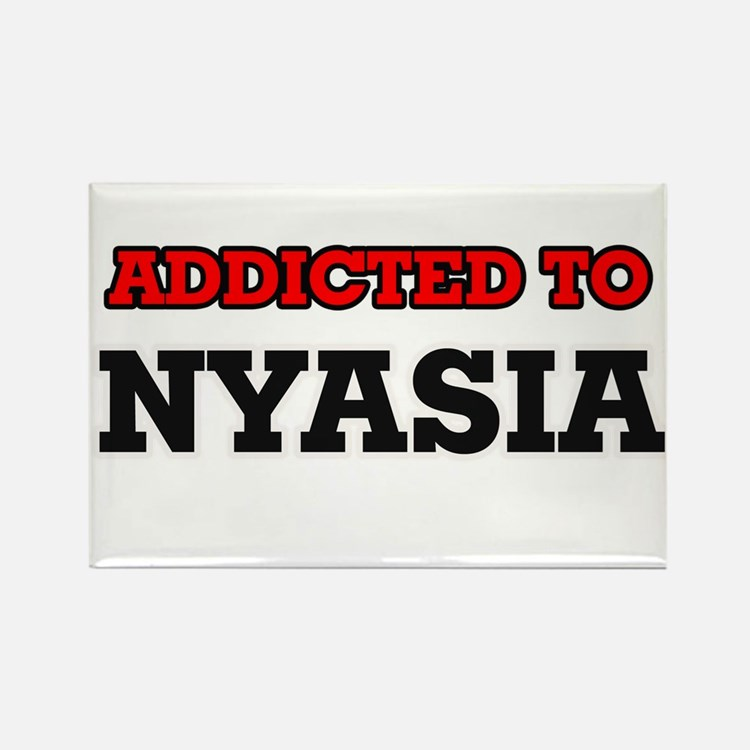 Addicted to Nyasia Magnets