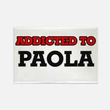 Addicted to Paola Magnets