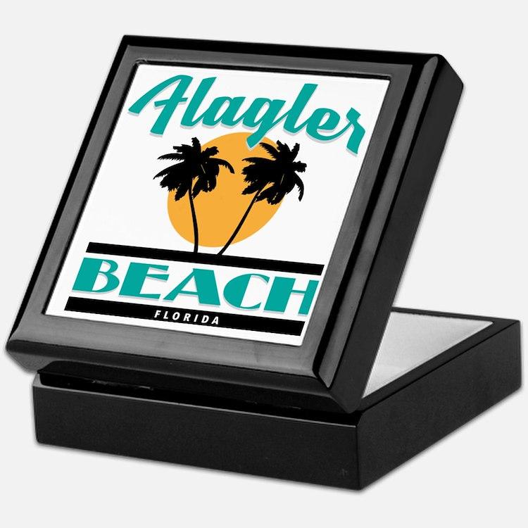 Cute Florida souvenirs Keepsake Box