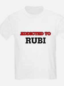 Addicted to Rubi T-Shirt