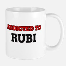 Addicted to Rubi Mugs