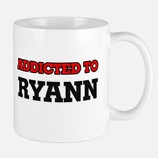 Addicted to Ryann Mugs