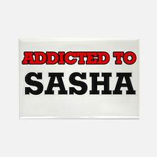 Addicted to Sasha Magnets