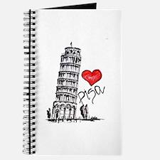 I love Pisa Journal