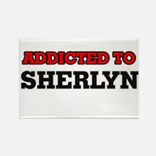 Addicted to Sherlyn Magnets