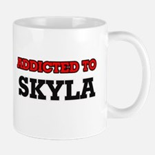 Addicted to Skyla Mugs