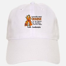 Orange For Fighters Survivors Taken Leukemia Baseball Baseball Cap